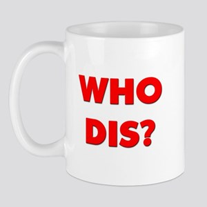 Who Dis Mug