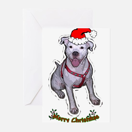 """Holiday """"Gracie"""" Greeting Cards (6) Greeting Cards"""