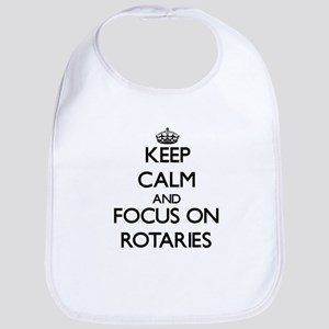 Keep Calm and focus on Rotaries Bib