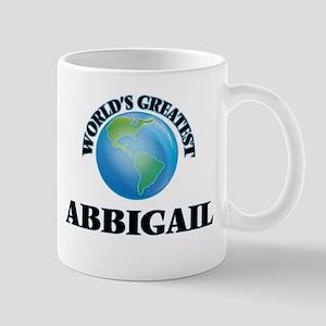World's Greatest Abbigail Mugs