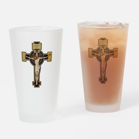 Cool Religious Drinking Glass