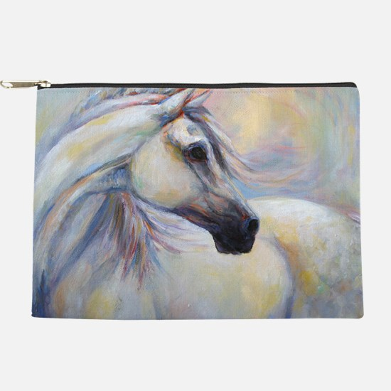 Heavenly Horse  by Janet Ferraro. Cop Makeup Pouch