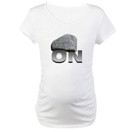 Rock On Maternity T-Shirt