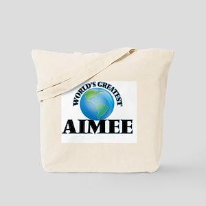 World's Greatest Aimee Tote Bag