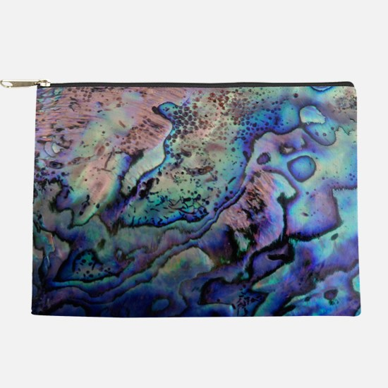 Abalone Makeup Pouch