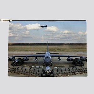 B 52 weapons sm poster Makeup Pouch