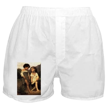 At the Edge of the Brook Boxer Shorts