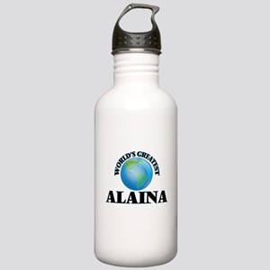 World's Greatest Alain Stainless Water Bottle 1.0L
