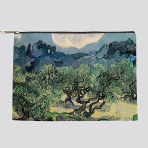 Olive Trees with the Alpilles Makeup Pouch