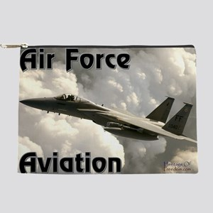 Cover Art  AF Aviation Makeup Pouch