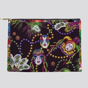 Best Seller Mardi Gras Makeup Pouch
