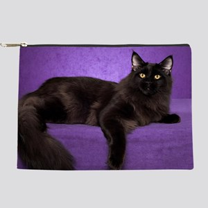 Maine Coon Cats Makeup Pouch