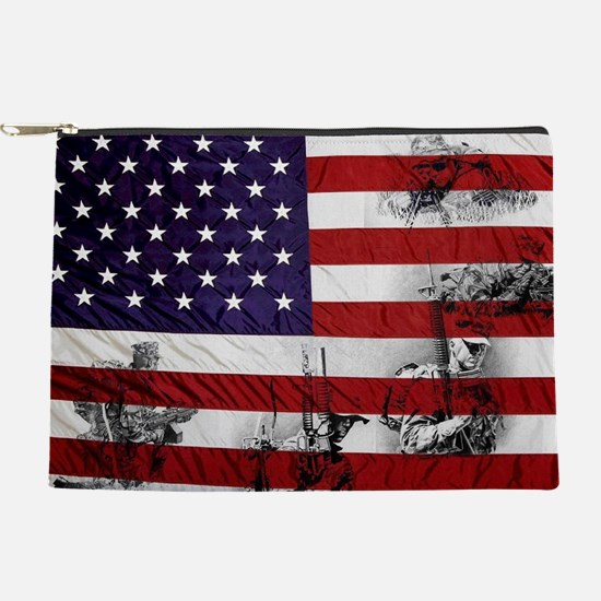 SOLDIER FLAG Makeup Pouch
