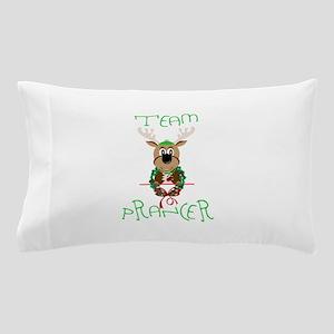 Team Prancer Pillow Case