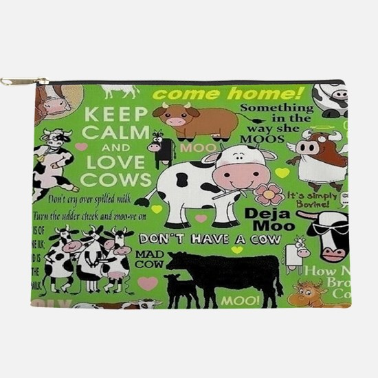 Crush On Cows Makeup Pouch