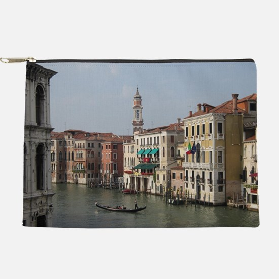 Romance in Venice Makeup Pouch