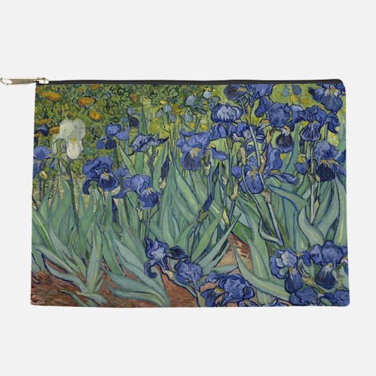 Van Gogh - Irises Makeup Pouch