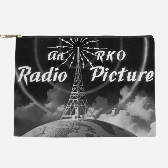 RKO Radio Pictures Makeup Pouch
