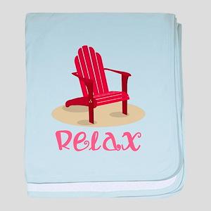 Relax baby blanket