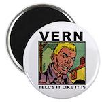 Vern's Asskicking Magnet