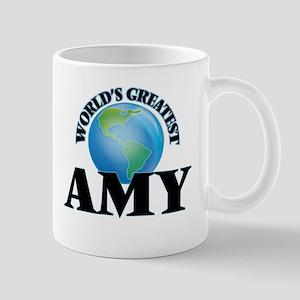 World's Greatest Amy Mugs