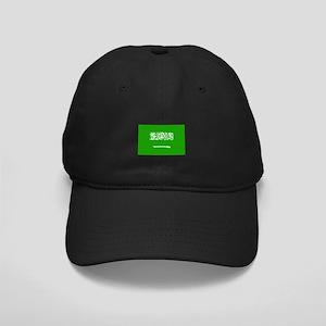 saudi arabia flag Black Cap