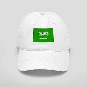 saudi arabia flag Cap