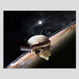 new horizons Small Poster