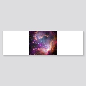 nebula Sticker (Bumper)