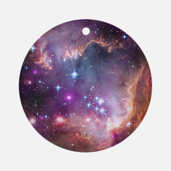 nebula Ornament (Round)