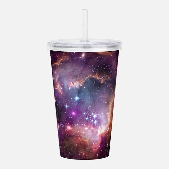 nebula Acrylic Double-wall Tumbler
