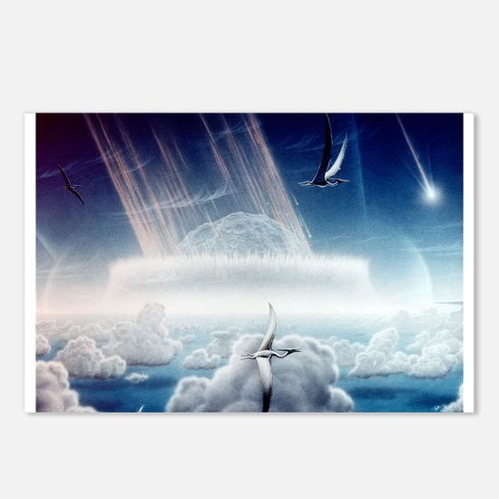 astroid,strike Postcards (Package of 8)