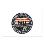 Stand For The Flag Postcards (Package of 8)