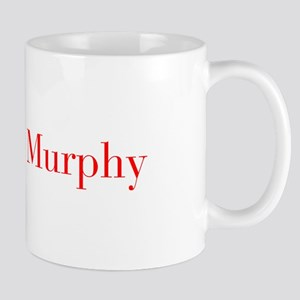 Ms Murphy-bod red Mugs