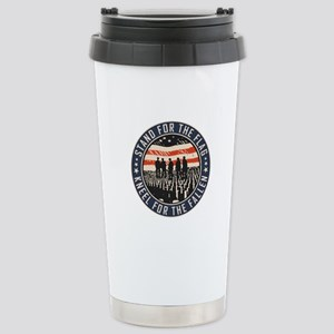 Stand For The Flag Mugs