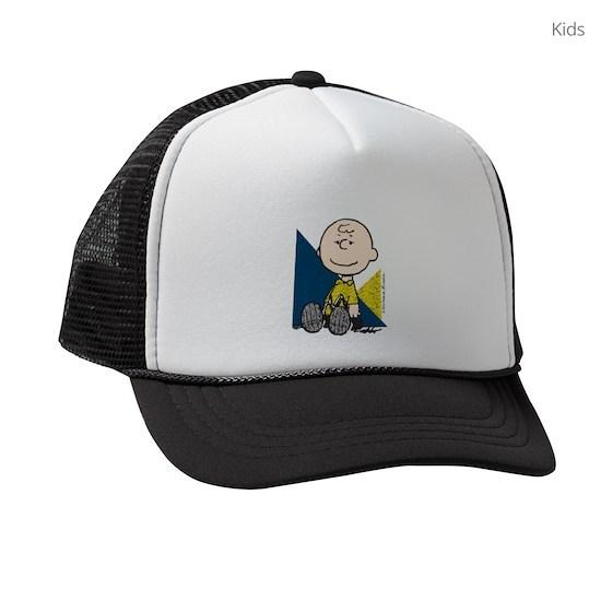 Charlie Brown Sitting