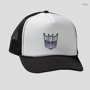 Transformers Decepticon Symbol Da Kids Trucker hat