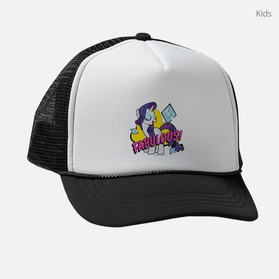 MLP Rarity Fabulous! Kids Trucker hat