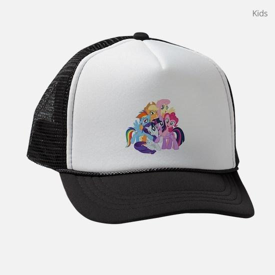 MLP Friends Kids Trucker hat
