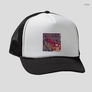 Transformers Vintage Roll Out Kids Trucker hat