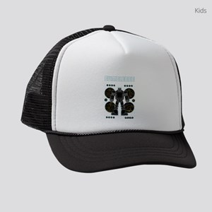 Transformers Bumblebee Kids Trucker hat