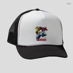 Transformers Teamwork Kids Trucker hat