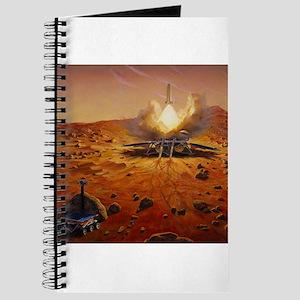 mars base Journal