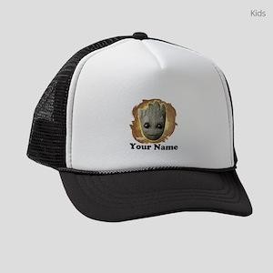 GOTG Groot Personalized Kids Trucker hat