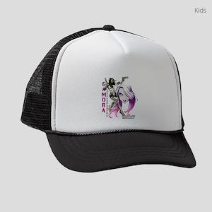 Guardians of the Galaxy Gamora Li Kids Trucker hat