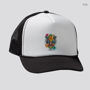GOTG Guardians Team Shield Kids Trucker hat