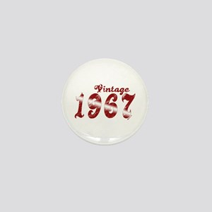 Vintage 1967 Mini Button