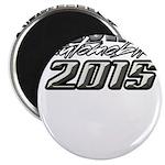 2015 Automobile Magnets