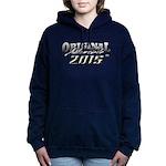 2015 Automobile Women's Hooded Sweatshirt