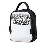 2015 Automobile Neoprene Lunch Bag